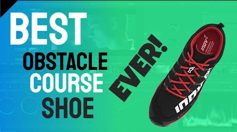 Obstacle Course Racing Shoes Inov8 Talon 212 Review + Simple Recovery Tips & Tools - S1E3