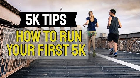 How to Run Your First 5k - S1E9