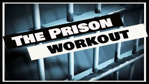 The Prison Workout - The Best Upper Body Workout Using Only your Body weight - S1E17