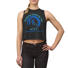 Load image into Gallery viewer, FFTV Women's Crop top