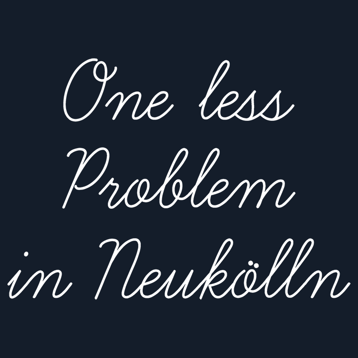 One Less Problem in Neukölln