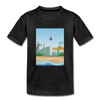 Berlin am Meer - Kinder Premium T-Shirt - Anthrazit