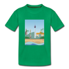Berlin am Meer - Kinder Premium T-Shirt - Kelly Green