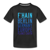 F'hain - Planet Earth - Kinder Premium T-Shirt - Schwarz