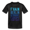 F'hain - Planet Earth - Kinder Premium T-Shirt - Anthrazit