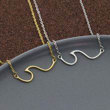 Load image into Gallery viewer, Kai Ocean Wave Necklace