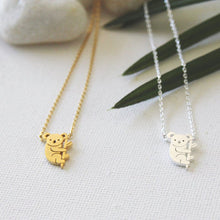 Load image into Gallery viewer, Koala Bear Necklace