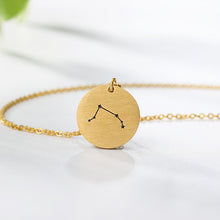 Load image into Gallery viewer, Star Sign Necklace