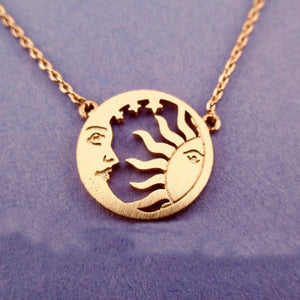 Sol y Luna Necklace