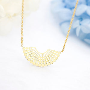 Vintage Sunray Necklace