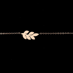 Laurel Wreath Bracelet
