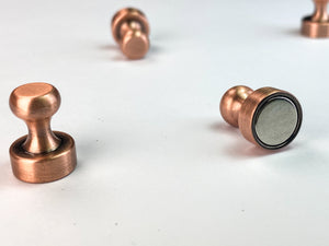 Metal Push Pin Magnets