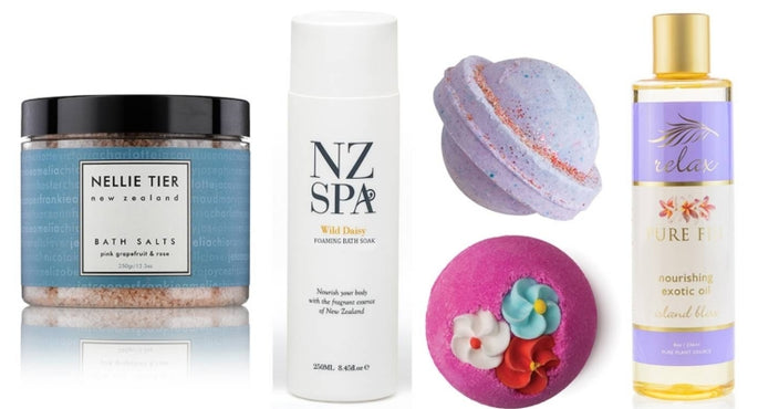 At-home spa hacks by Sarah Simpson from Stuff