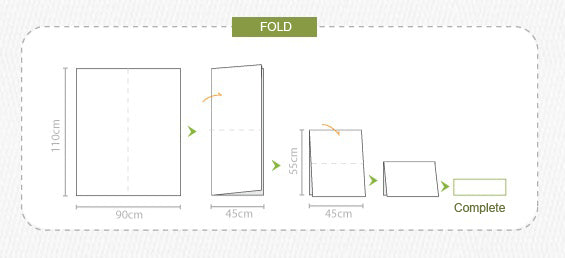 how to fold 1