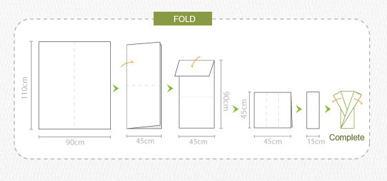 how to fold 2