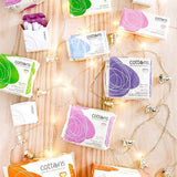 COTTONS Panty Liners Ultra Thin  24 pcs - nature as shop