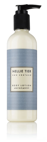 NELLIE TIER Body Lotion 250g - nature as shop