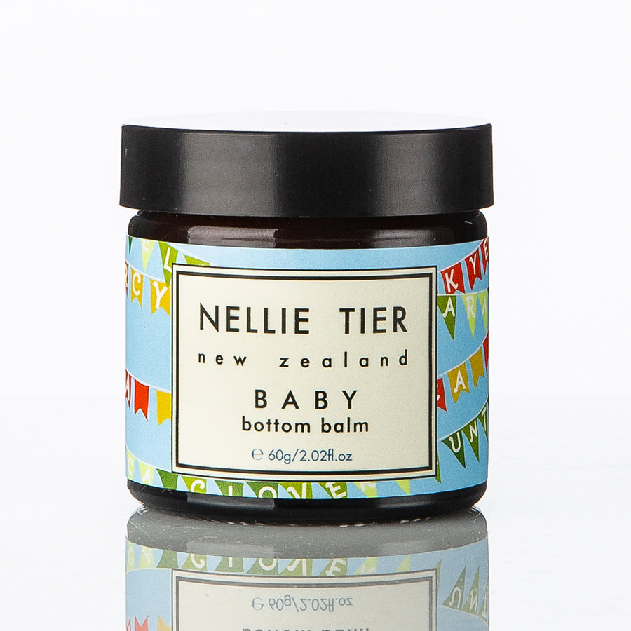 NELLIE TIER Baby Bottom Balm 60g - nature as shop