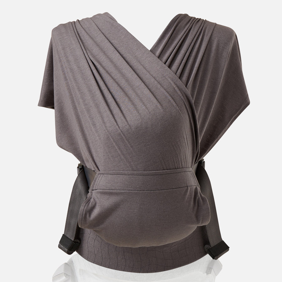 Pognae Step one - Baby wrap sling baby carrier - Light comfortable  baby carrier - nature as shop