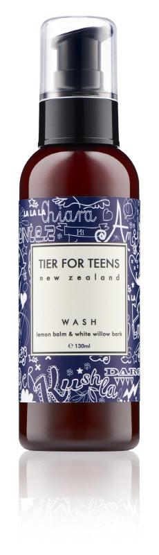 Wash - Lemon Balm & Whith Willow 130ml - nature as shop