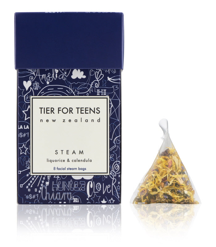 Steam - Liquorice & Calendula - nature as shop