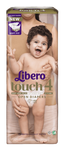 Libero Touch Open Diapers - nature as shop