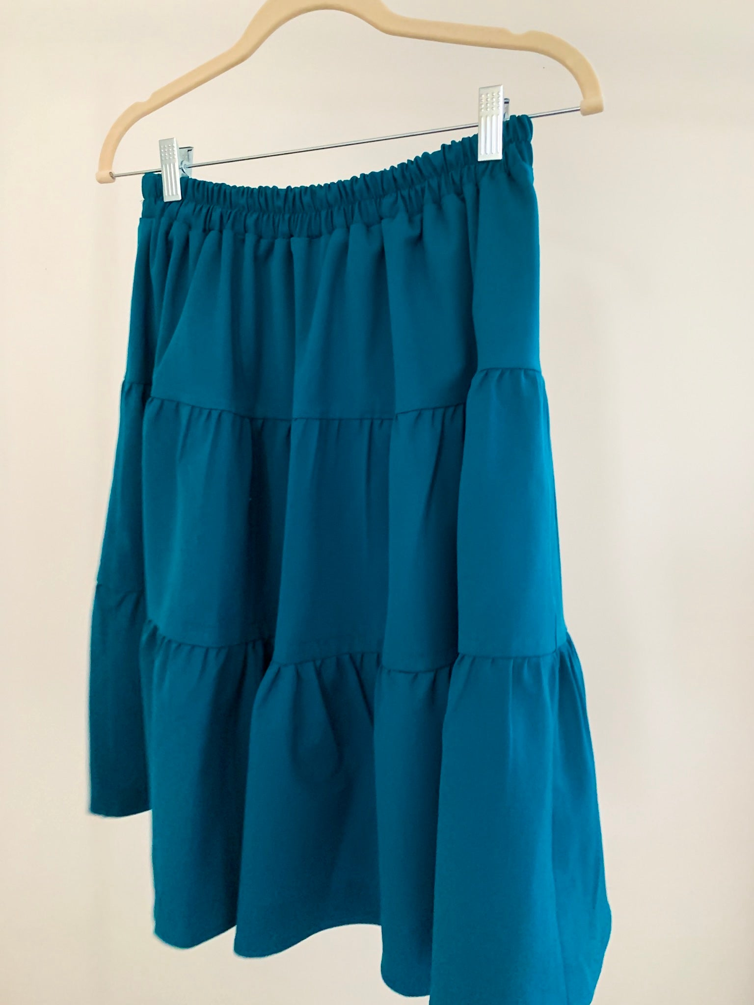 The Teal Flirt Skirt *Standard*
