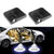1PCS Wireless Led Car Door Welcome Laser Projector Logo Ghost Shadow Light for Volkswagen Ford BMW Toyota Mercedes-Benz Mazda VW