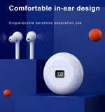 TW13 Bluetooth 5.0 Earbuds Headphones Wireless Headset Noise Cancelling Earphone