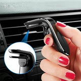 Universal Car Phone Holder Mobile Magnetic Mount 360° Rotating - Samsung iphone
