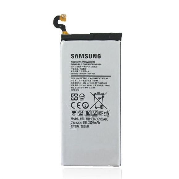 Galaxy S6 EB-BG920 Battery Replacement