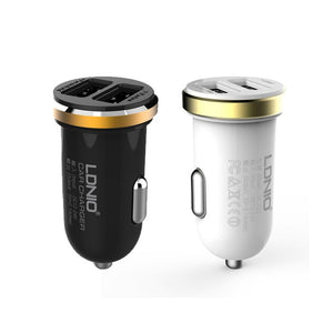 LDNIO Dual USB Car Charger Adapter DL-C22