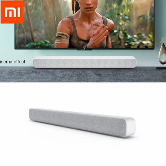 Original Xiaomi Bluetooth TV Sound Bar Wireless Bluetooth Speaker Soundbar Support Optical SPDIF AUX in for Home Theatre