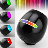 USB Rechargeable 256 Colors Living Color Light LED Lamp Mood Light Touchscreen Scroll Bar