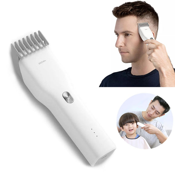 Men's Electric Hair Clippers Cordless Clippers Adult Razors Professional Trimmers Corner Razor Hairdresse XiaoMi ENCHEN
