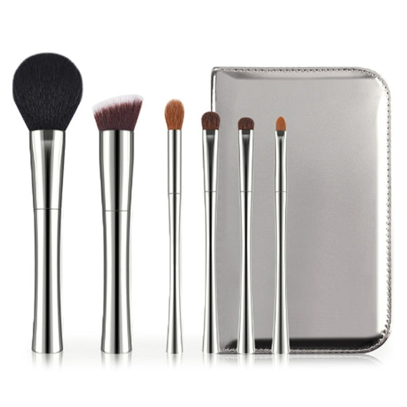 U602 - B - XM Exquisite Skin-friendly High-end Makeup Brush from Xiaomi youpin 6pcs