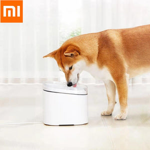 Xiaomi Mijia Kitten Puppy Pet Water Dispenser Cat 2L Electric Pet Fountain Automatic Smart Dog Drinking Bowl Pet Product