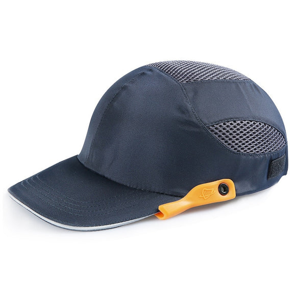 Work Safety Helmet Light Weight Construction Breathable Anti-impact Helmets Head Protection Bump Cap For Labour Worker