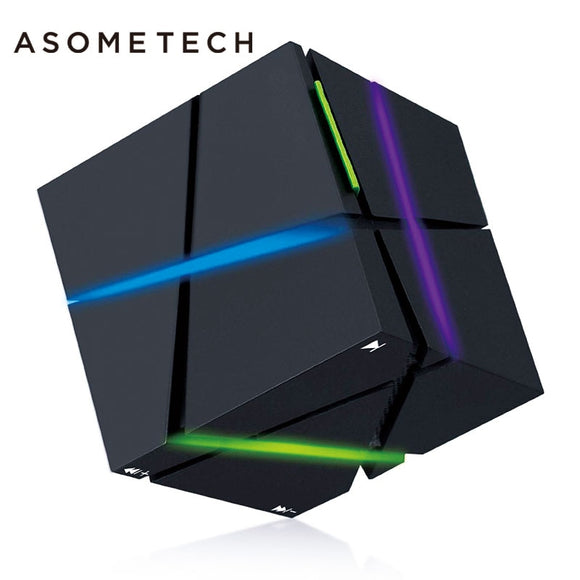 Portable HIFI Wireless Speakers Bluetooth LED Cube Speaker For Xiaomi Xiomi iPhone Subwoofer Stereo Altavoz Super Bass Handsfree
