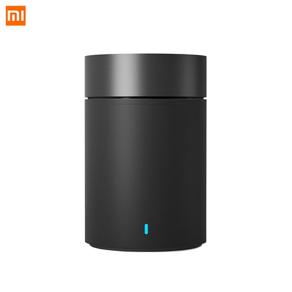 Xiaomi Wireless Bluetooth Speaker II 2 Bluetooth 4.1 Metallic Handsfree MIC Mini Speaker Built-in Lithium Battery Xiao Mi
