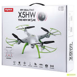 Syma X11C Mini Drone RC Quadcopter with Camera & LED Lights - 4CH 6 Axis 2.4G RC