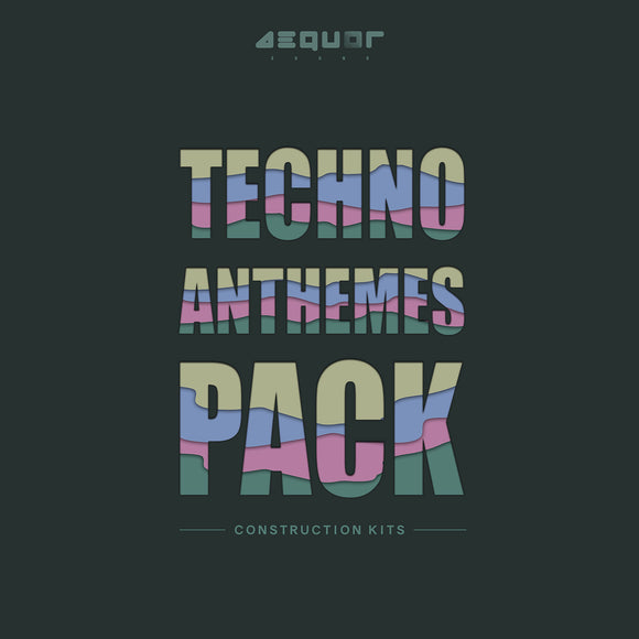 Techno Anthemes Sample Pack