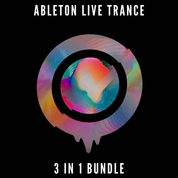 Ableton Live Trance Bundle (3 in 1)