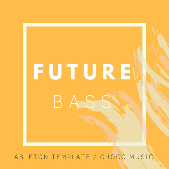 Sun Rain / Ableton Future Bass Template