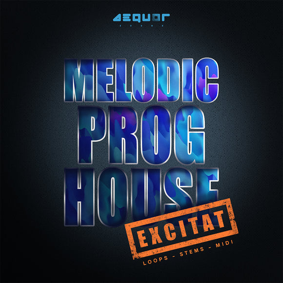Excitat: Melodic Progressive House Sample Pack