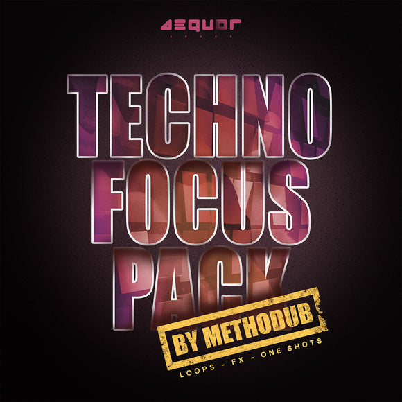 Techno Focus Sample Pack