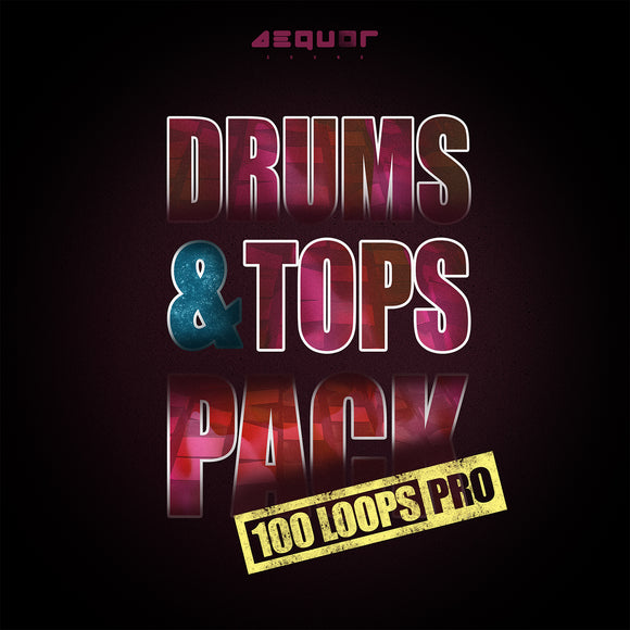 Drums & Tops Pack