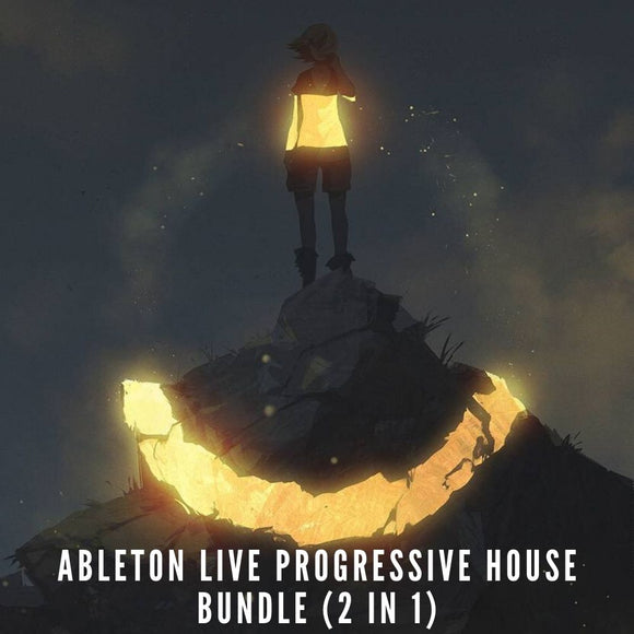 Ableton Live Progressive House Bundle (2 in 1)