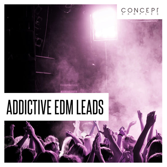 Addictive EDM Leads Sample Pack