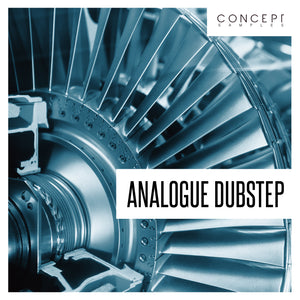Analogue Dubstep Sample Pack